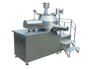 mesin high speed mixing