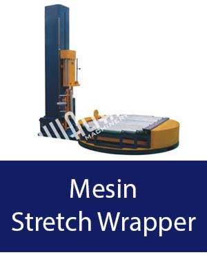 mesin stretch wrapper