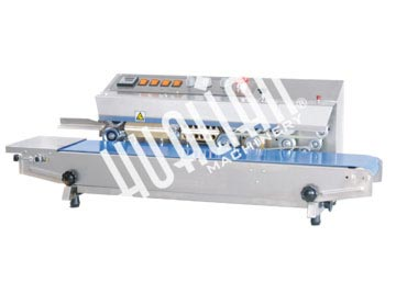 Solid-Ink Coding Continuous Band Sealer (FRM-810 Series)