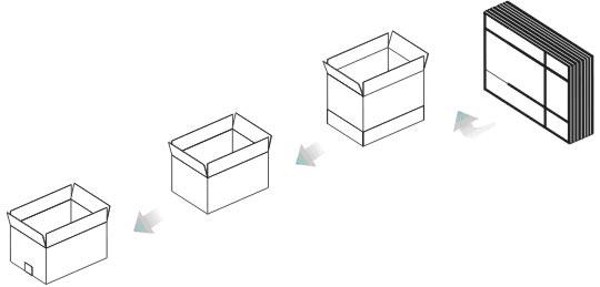 Automatic-Case-Erector-(CJX-A-Series)-figure