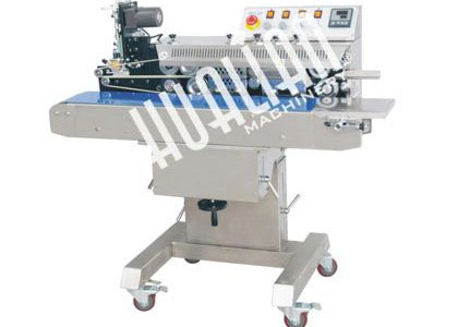 Color Ribbon Printing Continuous Band Sealer (FRS-1120W Series)