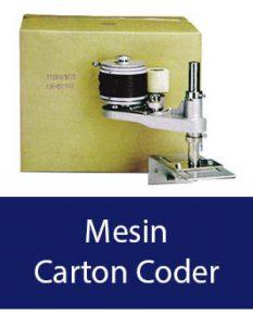 mesin carton coder