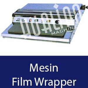 Mesin Hualian Jenis Film Wrapper dari PT Karya Mandiri Machinery