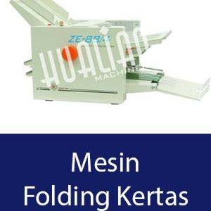 Mesin Folding Kertas Melipat 1000 Lembar Perjam
