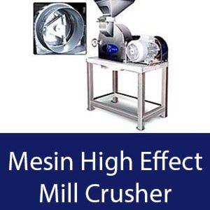 High Effect Mill Crusher, Mesin Berkualitas dari PT Karya Mandiri Machinery