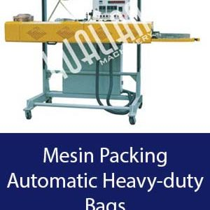 Mesin Packing Automatic Heavy-Duty Bags dari PT Karya Mandiri Machinery