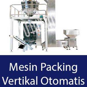 Jual Mesin Packing Vertikal Otomatis untuk Usaha Rumahan Sampai Menengah