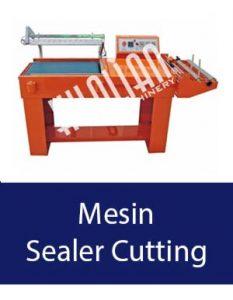 mesin sealer cutting
