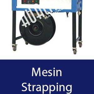 Mesin Strapping, Pengikat Kemasan Otomatis PT Karya Mandiri Machinery