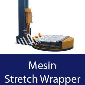 Mengenal Manfaat Mesin Stretch Wrapper PT Karya Mandiri Machinery
