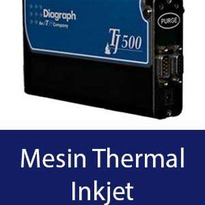 Mesin Thermal Inkjet Berbagai Seri dari PT Karya Mandiri Machinery