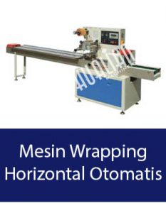 mesin wrappinghorizontal otomatis