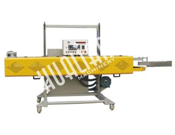 Single or Double Fold Pinch-Sealing Packaging Machine (FBP Series)