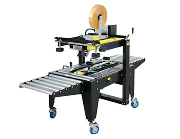 Semi Automatic Top & Bottom Belts Driven Sealer (RPB-05)