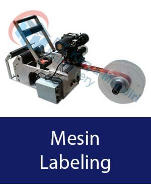 mesin labeling