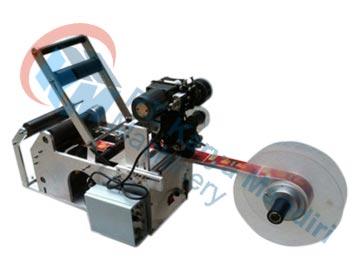 TC- 50C Semi-Automatic Round Bottle Labeling Machine Labeler Machine Bottle Packing Machine with Printer