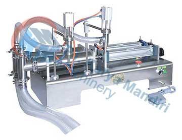 Liquid Filling Machine (G2WY)